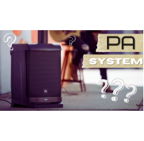 PA SYSTEM : IN A NUTSHELL
