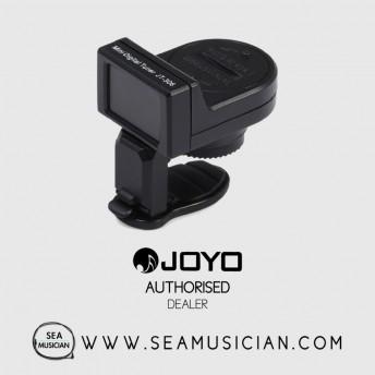 JOYO JT-306 MINI CLIP-ON GUITAR TUNER CHROMATIC (JOYOJT-306)