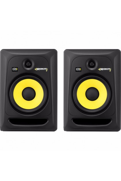 * DISCONTINUED* KRK SYSTEM ROKIT 8 G3 STUDIO MONITOR (PAIR) - K03-RP8G3