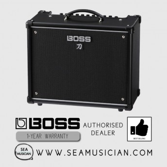 * DISCONTINUED* BOSS KATANA KTN-50 50W 1X12 GUITAR COMBO AMPLIFIER (BOSS KATANA-50)