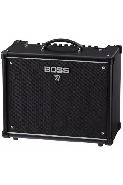 * DISCONTINUED* BOSS KATANA KTN-50 50W 1X12 GUITAR COMBO AMPLIFIER (BOSS KATANA-50)