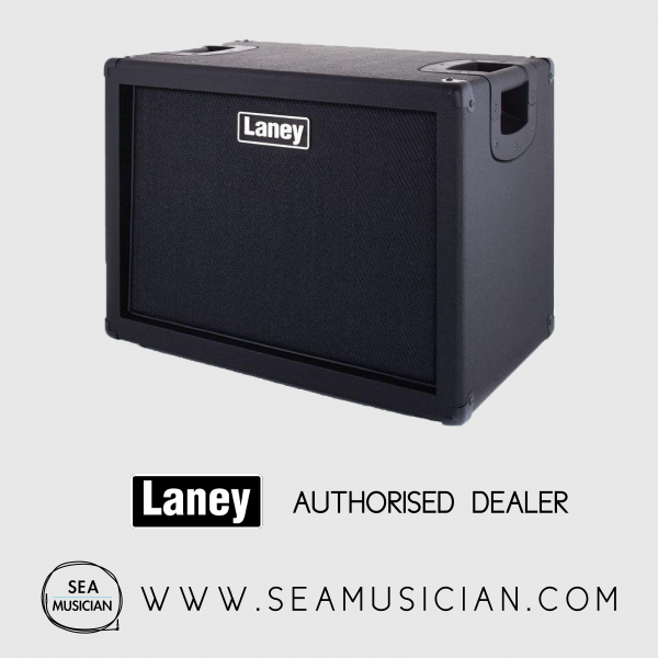 LANEY AMPS IRT112 GUITAR AMPLIFIER CABINET (GIRT112)