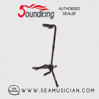SOUNDKING SG708 GUITAR STAND (ELECTRIC/ACOUSTIC/BASS) - SKSG708