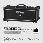 BOSS KATANA KTN-HEAD PORTABLE 100W GUITAR AMPLIFIER (BOSS KATANA-HEAD)