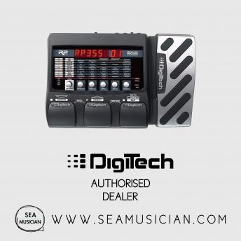 DIGITECH RP355 GUITAR MULTI-EFFECT (DIGRP355V)