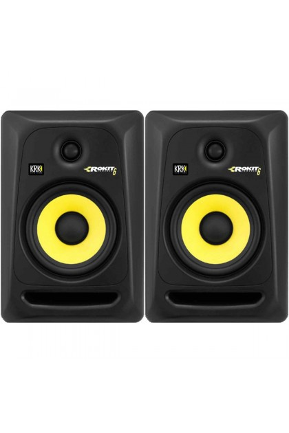 *DISCONTINUED* KRK RP6G3 ROKIT 6 GENERATION 3 POWERED STUDIO MONITOR (K03-RP6G3)