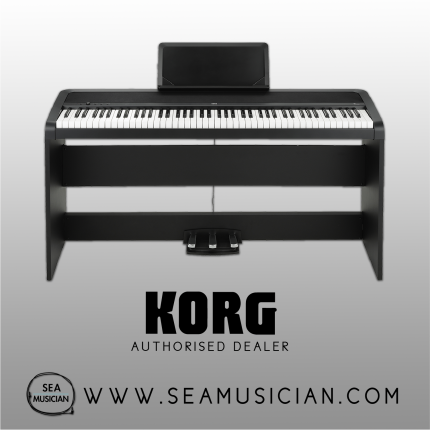 *DISCONTINUED* KORG B1SP DIGITAL KEYBOARD (KORG-B1SP)