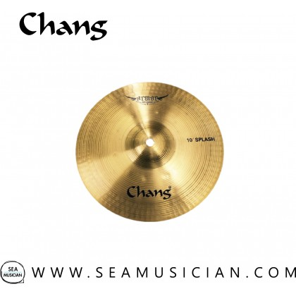 "CHANG CYMBAL ARMOR 10"" SPLASH AR-SM10Y"