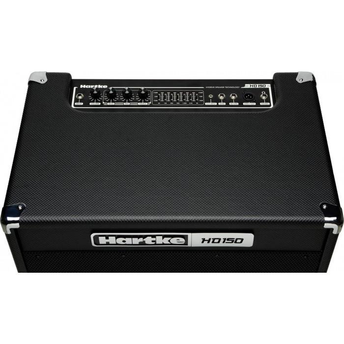 hartke hd50 bass guitar amplifier 50 watt hd 50 hd 50. Black Bedroom Furniture Sets. Home Design Ideas