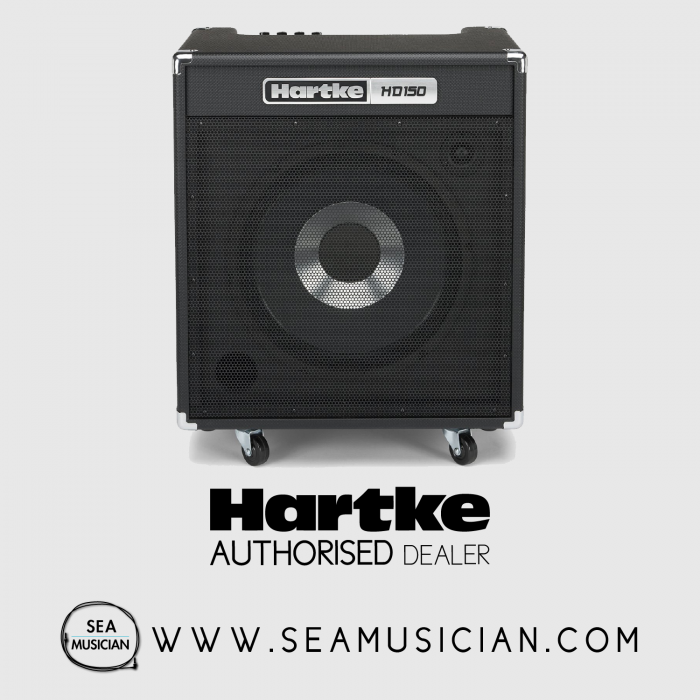 hartke hd150 bass guitar amplifier 150 watt hd 150 hd 150. Black Bedroom Furniture Sets. Home Design Ideas