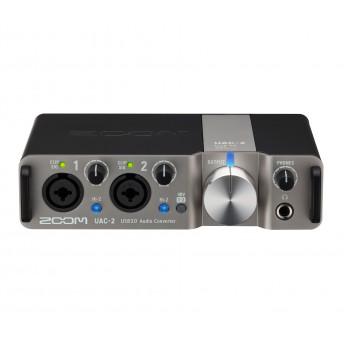 ZOOM UAC-2 AUDIO INTERFACE WITH USB 3.0