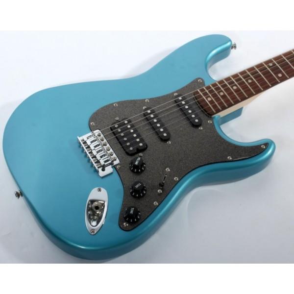 squier by fender affinity stratocaster hss lake placid blue. Black Bedroom Furniture Sets. Home Design Ideas