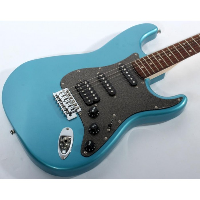 SQUIER BY FENDER AFFINITY STRATOCASTER HSS - LAKE PLACID BLUE