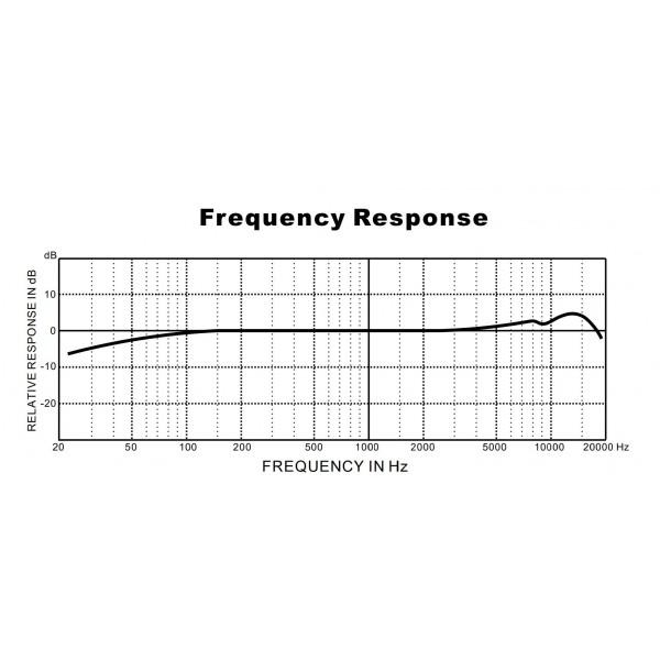 SUPERLUX H-08 CONDENSER MICROPHONE (H08)