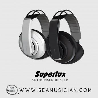 SUPERLUX HD681EVO PROFESSIONAL MONITOR HEADPHONES (SUP-HD681EVO)