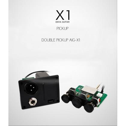 ENYA EA-X1E KOA HPL ACOUSTIC GUITAR WITH EQ (ENY-EAX1E)