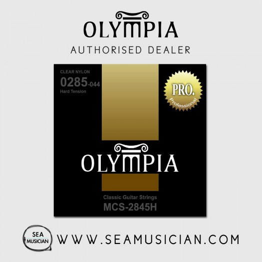OLYMPIA MCS-2845N PROFESSIONAL CLASSICAL GUITAR STRING NORMAL TENSION