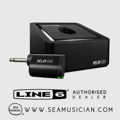 LINE 6 RELAY G10 DIGITAL WIRELESS GUITAR SYSTEM (LINE6G10)