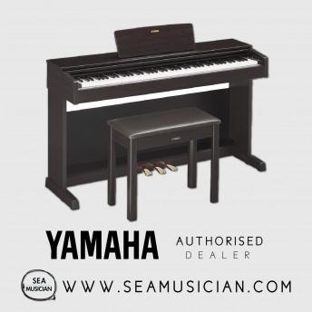 YAMAHA YDP-143R ARIUS SERIES DIGITAL PIANO - DARK ROSEWOOD