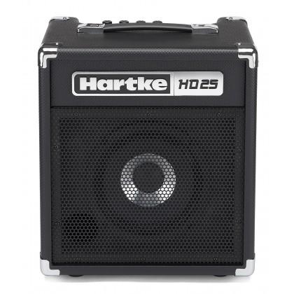 HARTKE HD25 25WATT BASS COMBO AMPLIFIER (HD-25)