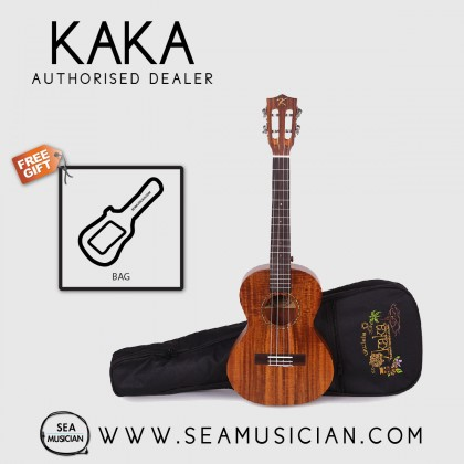 KAKA BY ENYA KUT-70 26'' KOA UKULELE TENOR SIZE WITH PADDED SOFT BAG