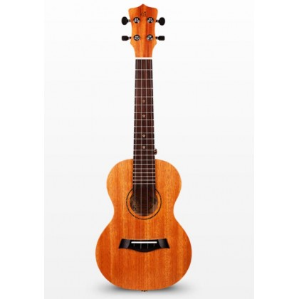 KAKA BY ENYA KUC-25EQ MAHOGANY UKULELE CONCERT SIZE WITH EQ (FREE BAG)
