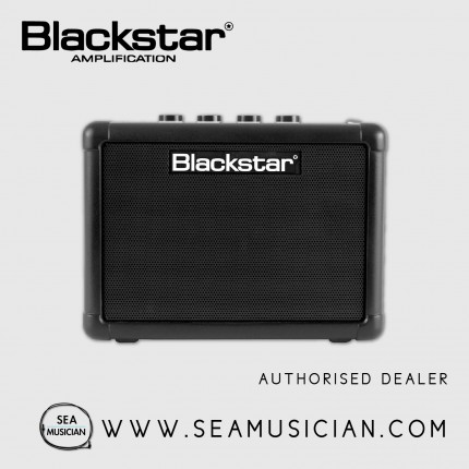 BLACKSTAR FLY3 BATTERY POWERED GUITAR COMBO AMPLIFIER WITH EFFECTS