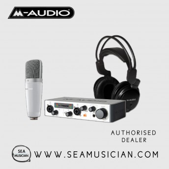 M-AUDIO VOCAL STUDIO PRO II COMPLETE RECORDING PACKAGE