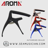AROMA AC20 ALLOY CAPO FOR ACOUSTIC/ELECTRIC GUITAR