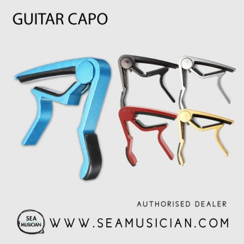 ALLOY TUNE CLAMP KEY TRIGGER CAPO FOR ACOUSTIC ELECTRIC GUITAR