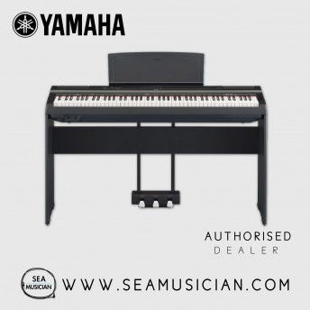 YAMAHA P-125 DIGITAL PIANO 88-KEYS WITH GRADED HAMMER STANDARD ACTION