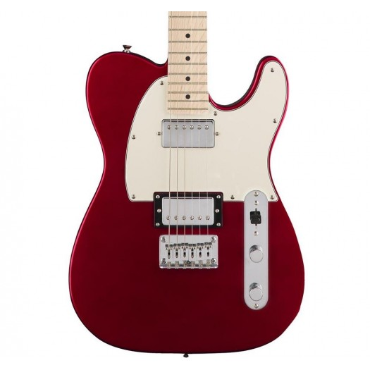 SQUIER CONTEMPORARY HH TELECASTER ELECTRIC GUITAR, MAPLE FINGERBOARD