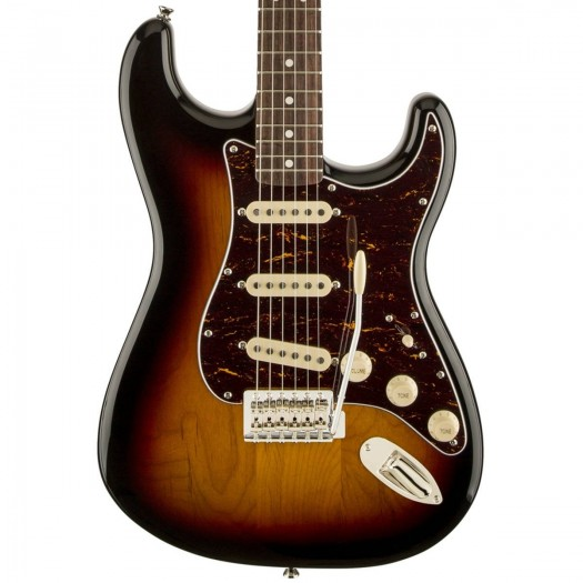 SQUIER CLASSIC VIBE 60s STRATOCASTER ELECTRIC GUITAR, ROSEWOOD FINGERBOARD - 3-TONE SUNBURST