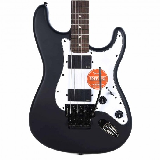 SQUIER CONTEMPORARY ACTIVE HH STRATOCASTER ELECTRIC GUITAR WITH FLOYD ROSE