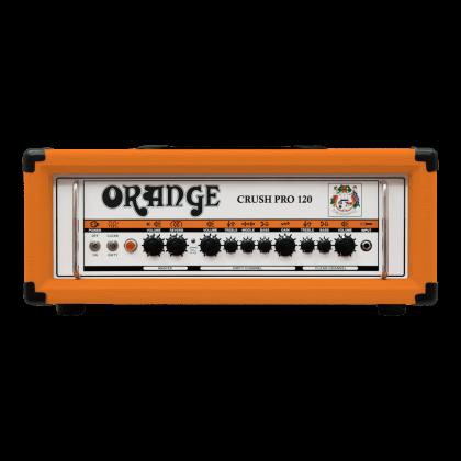 ORANGE CR120H CRUSH PRO 120-WATTS GUITAR AMPLIFIER HEAD