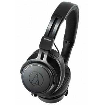 AUDIO-TECHNICA ATH-M60X ON EAR PROFESSIONAL MONITORING STUDIO HEADPHONES