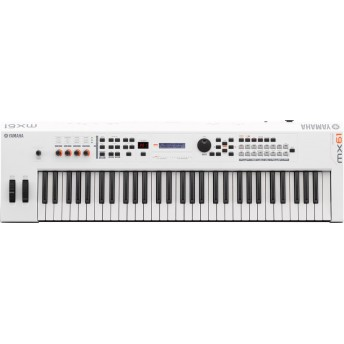 YAMAHA MX61 STUDIO AND PERFORMANCE SYNTHESIZER (MX-61 / MX 61)
