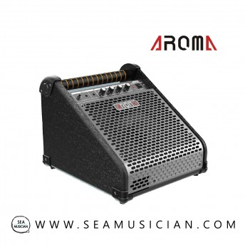 AROMA ADX-40 PERSONAL MONITOR AMPLIFIER/DRUM AMPLIFIER/KEYBOARD AMPLIFIER SPEAKER
