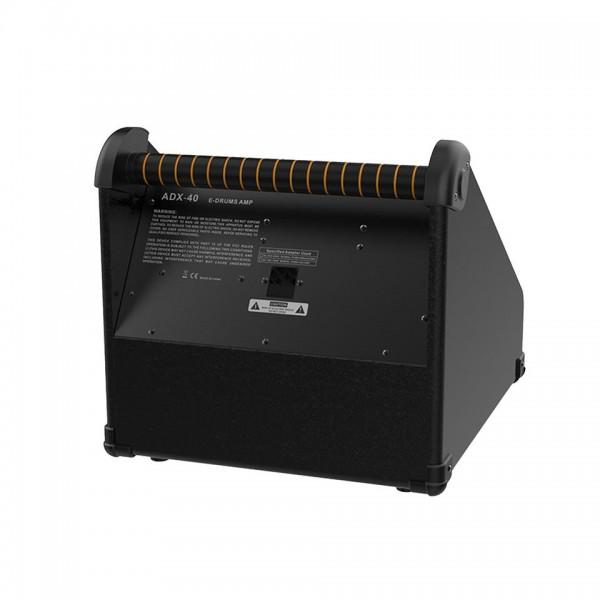 AROMA ADX-40 PERSONAL MONITOR AMPLIFIER/DRUM AMPLIFIER/KEYBOARD AMPLIFIER SPEAKER