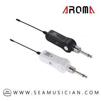 AROMA ARU-03 INSTRUMENT WIRELESS UNIT (GUITAR / BASS / ACOUSTIC / UKULELE )