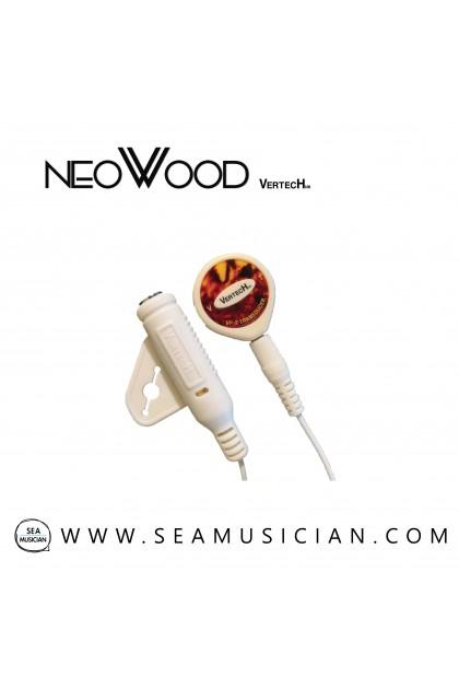 NEOWOOD VERTECH VP2 CONTACT PICKUP FOR ACO INSTRUMENT (GUITAR/VIOLIN/UKULELE)