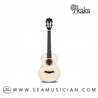 KAKA BY ENYA KUC-28D SOLID TOP CONCERT UKULELE WITH SOFT PADDED BAG MATTE FINISH