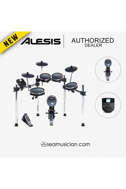 ALESIS SURGE ELECTRONIC DRUM KIT DIGITAL DRUM ( ALE-A62-SURGEMESHKITXEU )