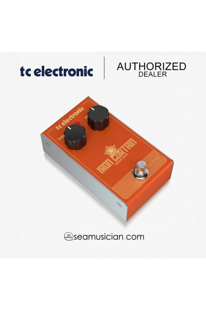 TC ELECTRONIC IRON CURTAIN NOISE GATE GUITAR EFFECTS PEDAL (TC000CQ900)