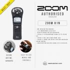 ZOOM H1N HANDY RECORDER (ZOOM-H1N)