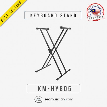 KEYBOARD STAND DETACHABLE DOUBLE X STAND HY805