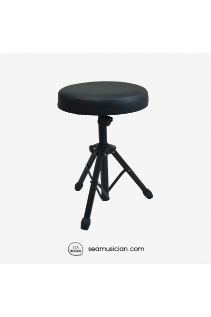 ROTATABLE STANDARD THRONE / STOOL SEAT (DRUM/ KEYBOARD/ GUITARS SET/ SEAMUSICIAN)
