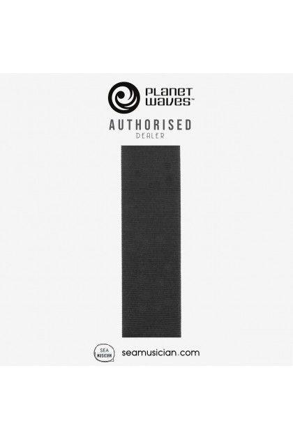 PLANET WAVES 50PAF05 QUICK RELEASE GUITAR STRAP BLACK TUBE (SEAMUSICIAN)
