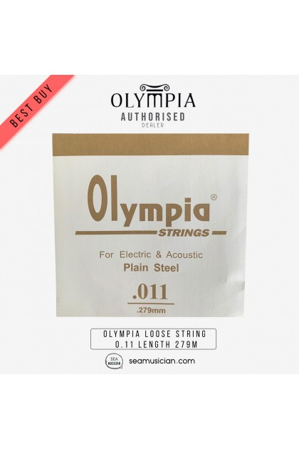 OLYMPIA LOOSE STRING 0.11 LENGTH 279MM