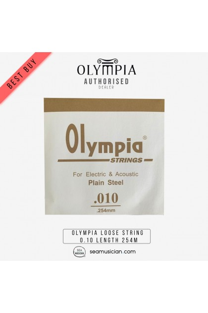 OLYMPIA LOOSE STRING 0.10 LENGTH 254MM